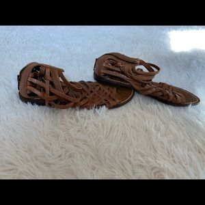 Sam Edelman Gladiator Boho Sandals